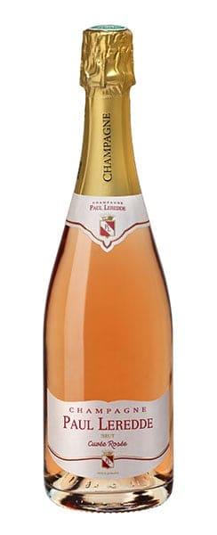 Champagne Paul Leredde Cuvée Rosée