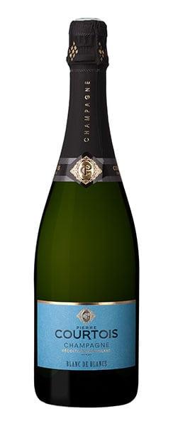 Champagne Pierre Courtois Blanc de Blancs