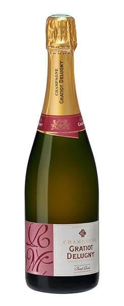 Champagne Gratiot-Delugny Rosé