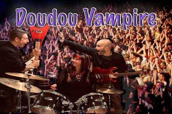 Doudou Vampire