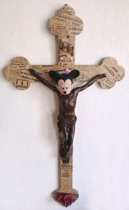 Emmanuelle de Rosa La Grande Crucifixion