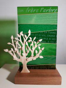 Agnès Baudon Delferrière – Ton frère l'arbre