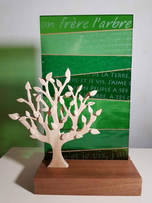 Agnès Baudon Delferrière - Ton frère l'arbre