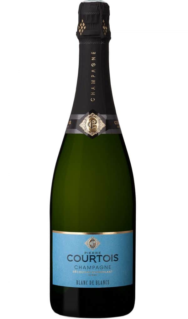 Brut Blanc de Blancs de la Maison de Champagne COURTOIS en vente