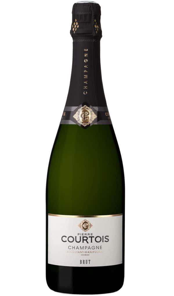 Brut de la Maison de Champagne COURTOIS en vente sur FineEnBulles