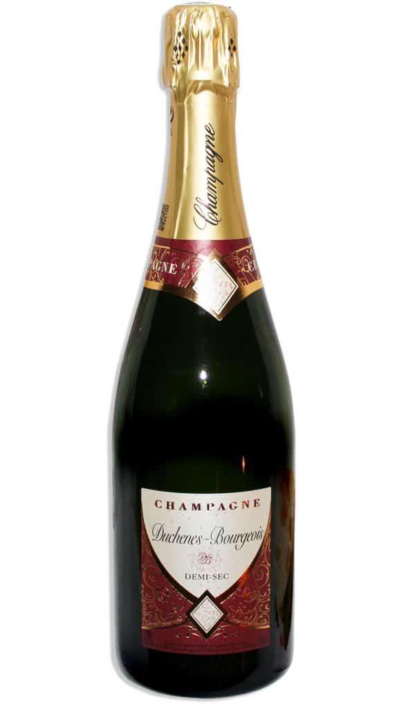Champagne Duchenes-Bourgeois Demi-sec