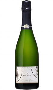 Champagne Françoise Bedel Dis, «vin secret»