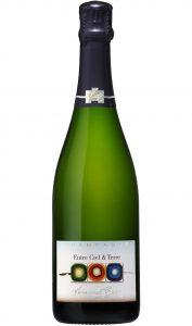 Champagne Françoise Bedel Entre ciel et terre