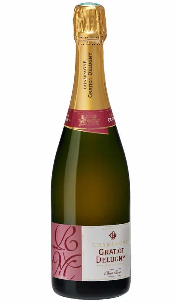 Champagne Gratiot Delugny Brut Rosé