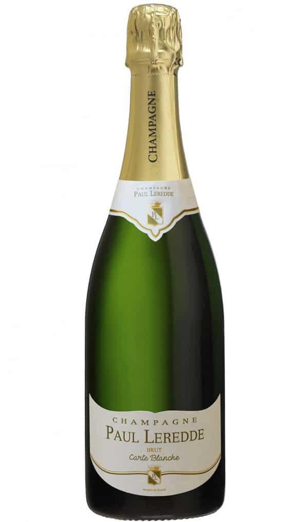 Champagne Paul Leredde Carte Blanche Brut