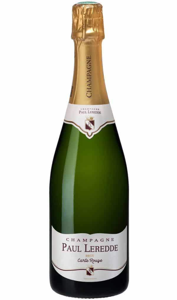 Champagne Paul Leredde Carte Rouge Brut