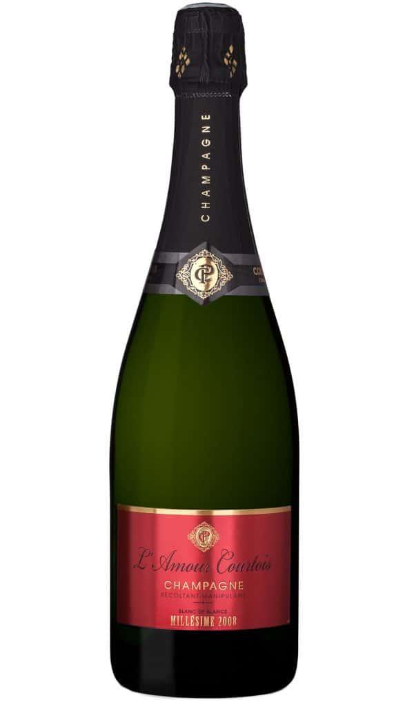 Champagne Pierre Courtois Millésime 2008