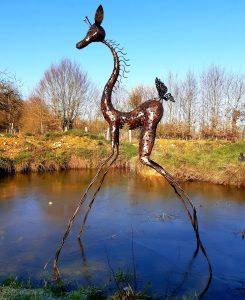 Didier Dantras – La Girafe