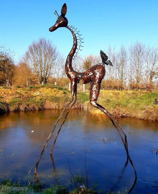 Didier Dantras - La Girafe