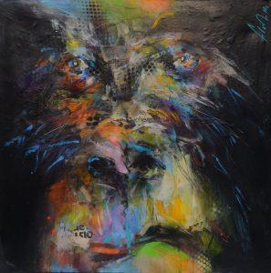 Frédéric Le Blay – Gorille des brumes