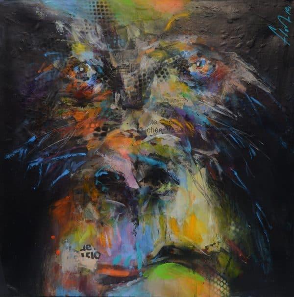 Frédéric Le Blay - Gorille des brumes