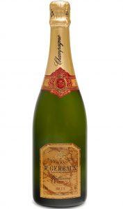 Champagne Régis Gerbaux Millésimé 2012