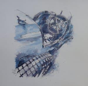 Orphie du Ligor – Avant la course
