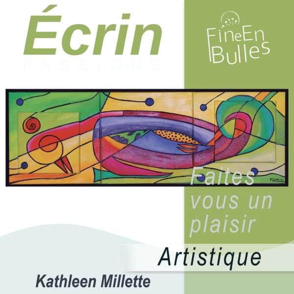 ecrins-artistique-Kathleen Millette