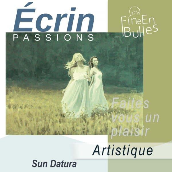 ecrins-artistique- Sun Datura
