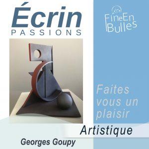 Ecrin passion de Georges Goupy