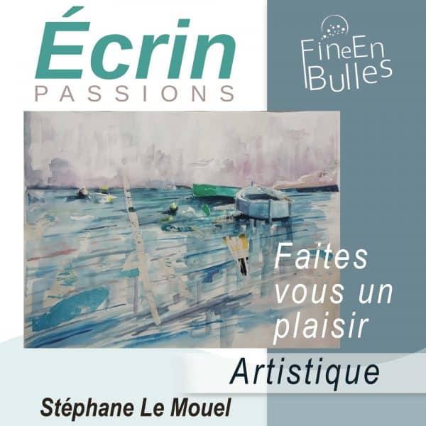 ecrins-artistique-Stéphane Le Mouël