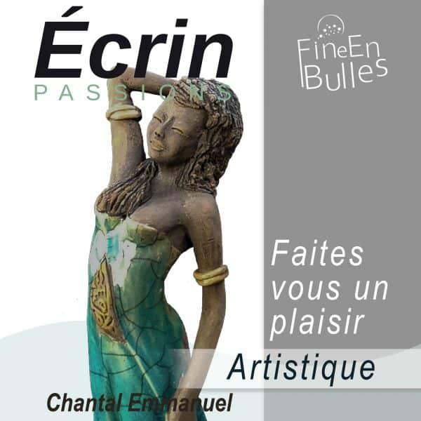 ecrins-artistique-Chantal Emmanuel