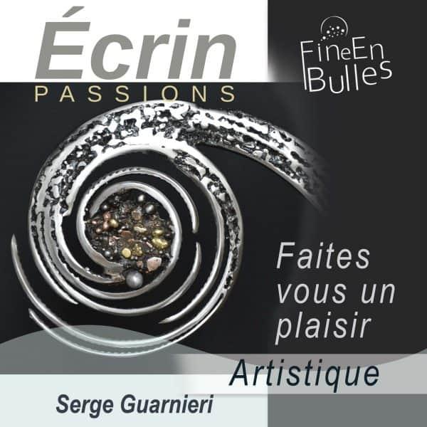 Écrins artistique - Serge Garnieri