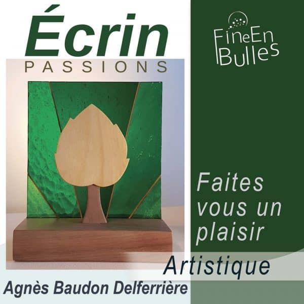 ecrins-artistique-Agnès Baudon Delferrière
