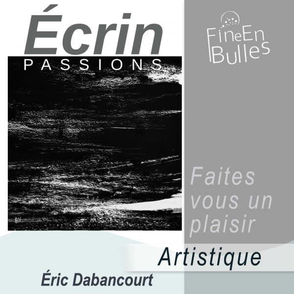 ecrins-artistique-Eric Dabancourt