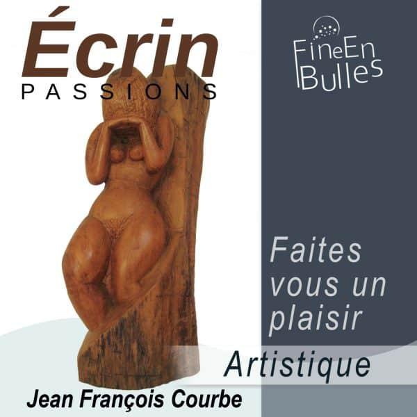 ecrins-artistique-Jean François Courbe