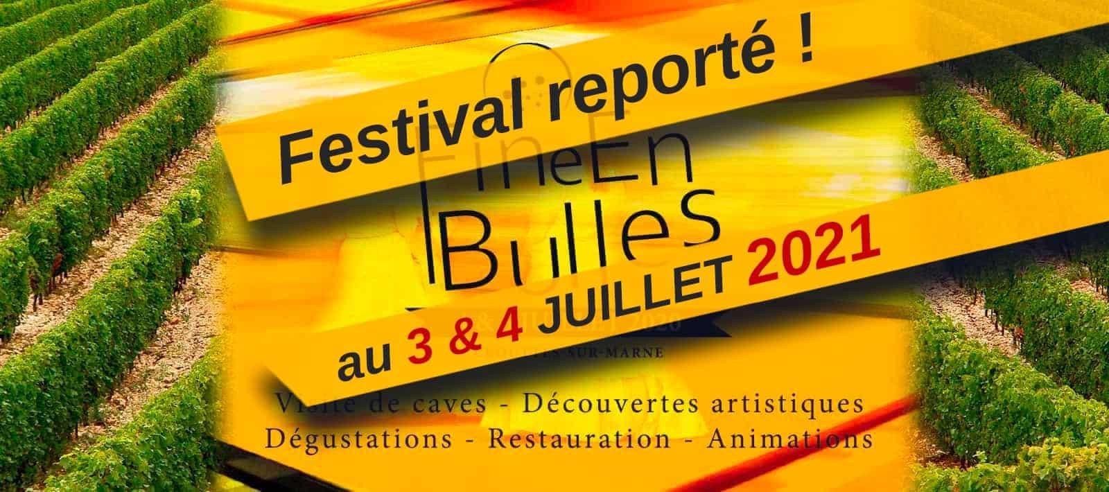 FineEnBulles le Festival du Champagne et des Arts