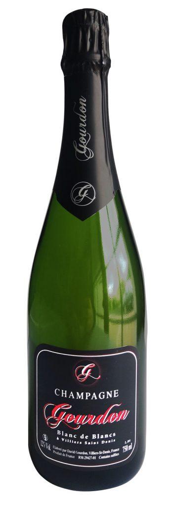 Champagne Gourdon-Blanc de Blancs