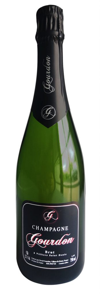 Champagne Gourdon-Brut