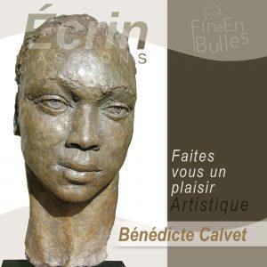 Écrin passion de Bénédicte Calvet