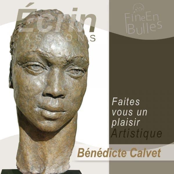 Jeune homme - Bénédicte Calvet