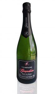 Champagne Gourdon – Blanc de Blancs