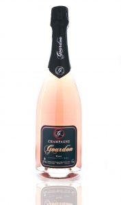 Champagne Gourdon – Brut Rosé