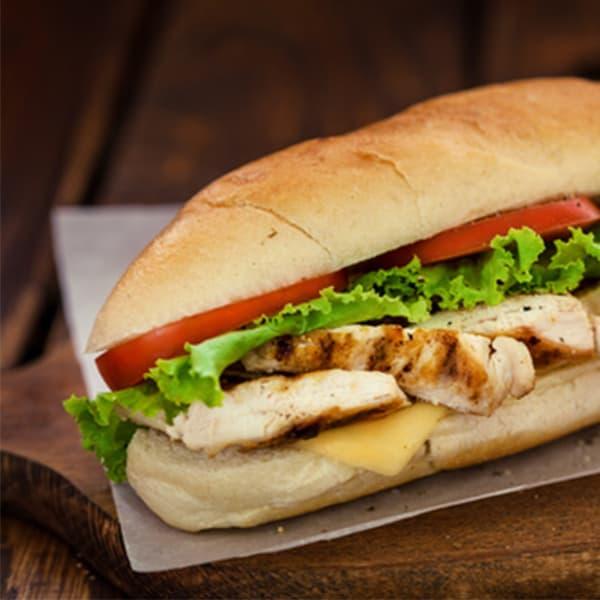 sandwich poulet dimanche